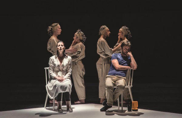 Review: Extraterrestrial Events at the Samuel Beckett Theatre, Dublin