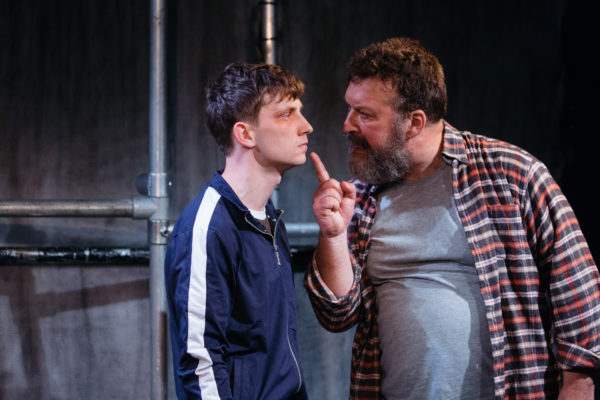 Review: Isaac Came Home From The Mountain at Theatre503