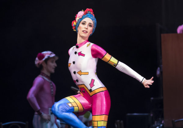 Elite Syncopations at the Royal Opera House. Photo: Bill Cooper.