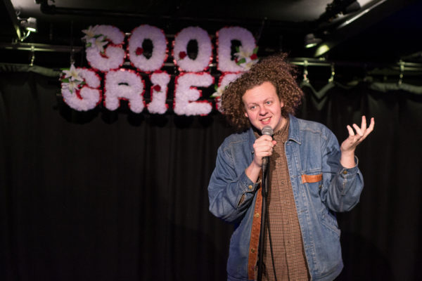 Review: Good Grief at The Old Market, Brighton
