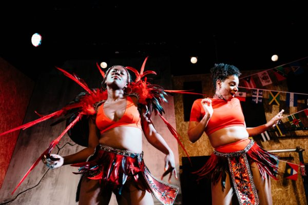 J'Ouvert at Theatre 503. Credit: Helen Murray.