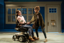 Cost of Living at Hampstead Theatre. Photo: Manuel Harlan.