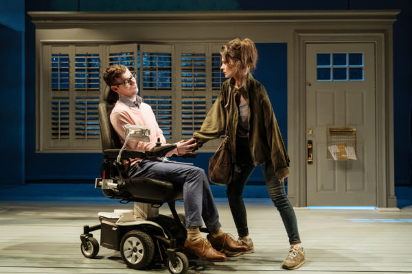 Review: Cost of Living at Hampstead Theatre