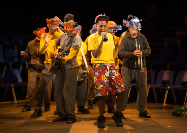 Review: Shakespeare Trilogy at Donmar King's Cross