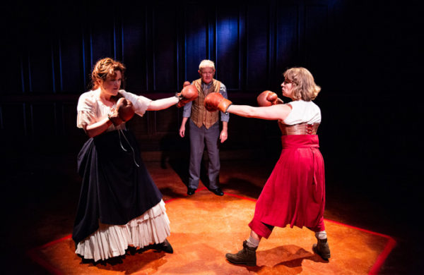 Review: The Sweet Science of Bruising at Southwark Playhouse
