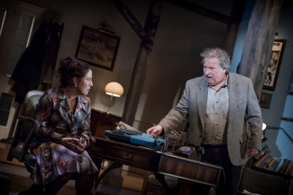 Deathtrap at the Theatre Royal Brighton. Photo: James Beedham.