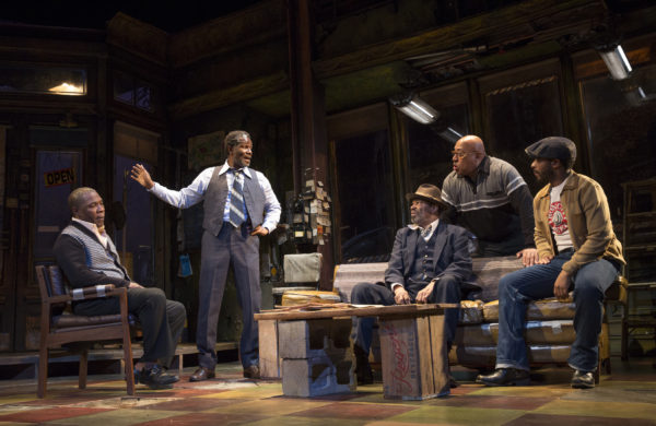 Jitney at Samuel J. Friedman Theatre