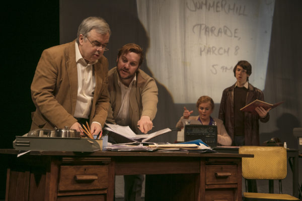 Review: Haughey|Gregory at the Abbey Theatre, Dublin
