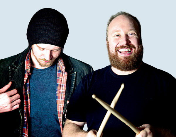 Review: Jonny & The Baptists: Eat The Poor at The Old Market, Brighton