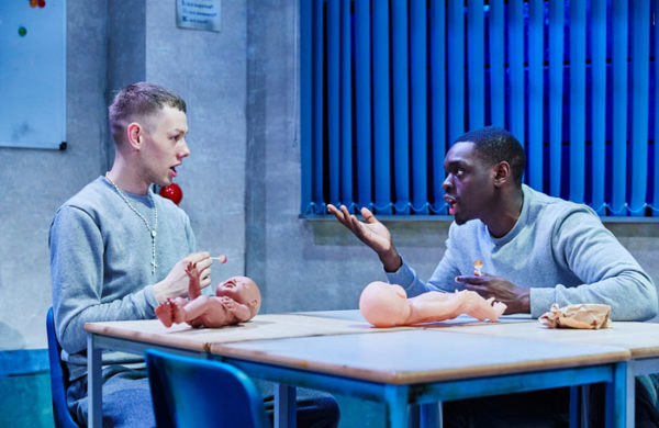Review: Shook at Southwark Playhouse