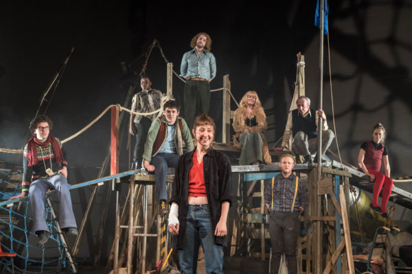 Review: Junkyard at the Bristol Old Vic