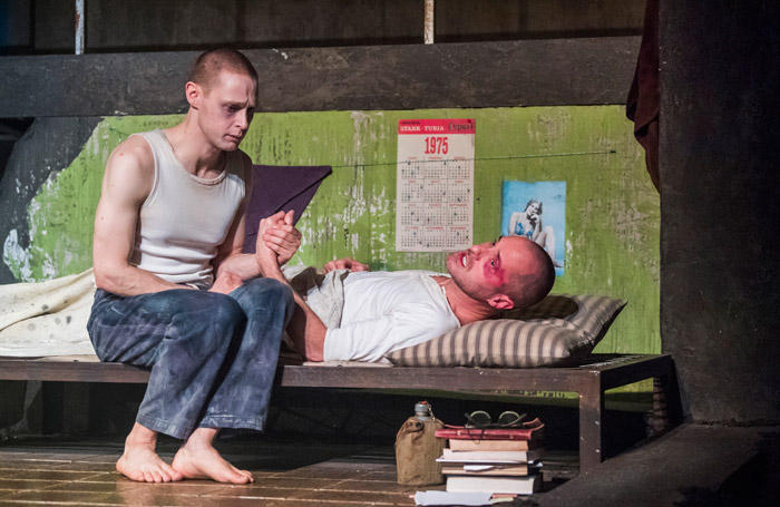 'Kiss of the Spider Woman' at Menier Chocolate Factory. Photo: Tristram Kenton