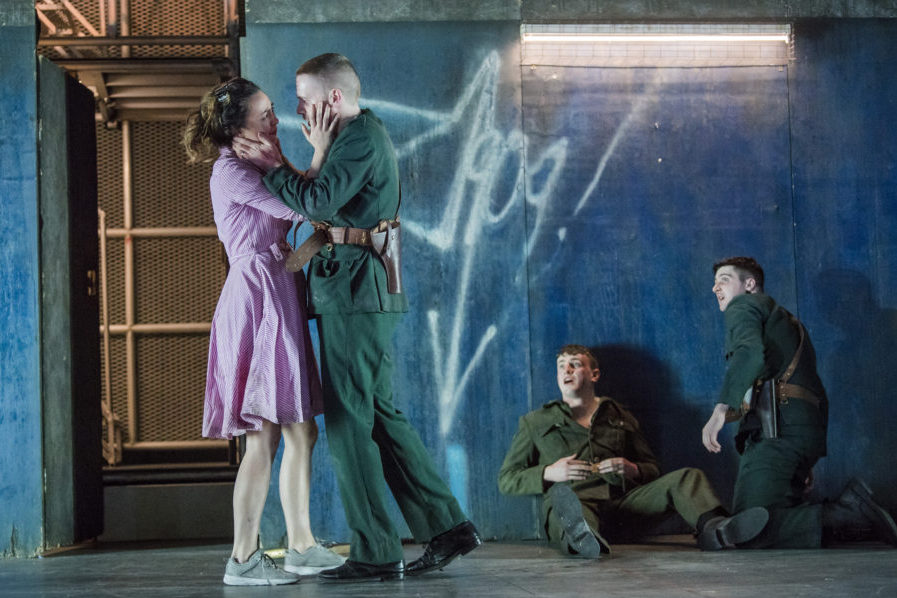 The Plough and the Stars, Lyric Hammersmith. Photo: Tristram Kenton.