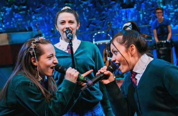 Our Ladies of Perpetual Succour at Theatre Royal Brighton. Photo: Mihaela Bodlovic.