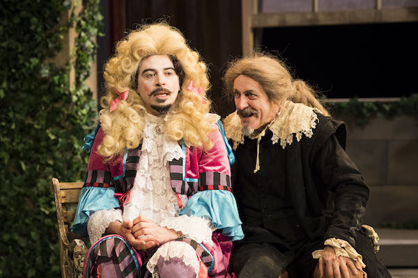 The Miser at the Garrick Theatre. Photo: Helen Maybanks.