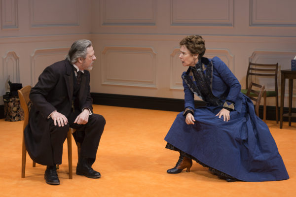 Chris Cooper, Laurie Metcalf, A Doll's House, Part 2 on Broadway (Photo: Brigitte Lacombe)