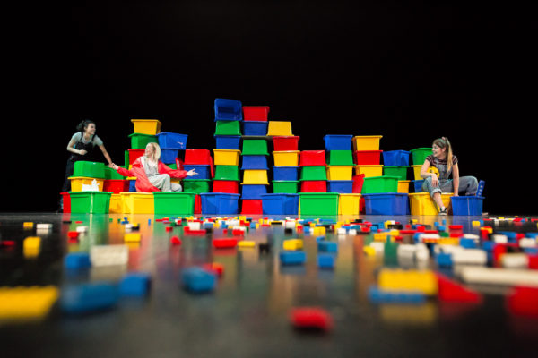 Review: Lego Beach at 1532 Performing Arts Centre, Bristol