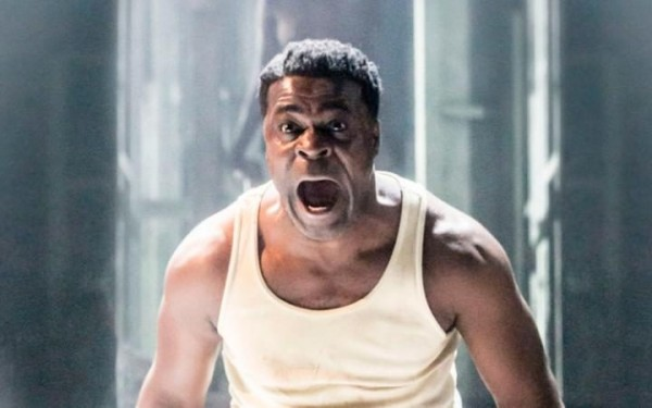 Review: Les Blancs at National Theatre