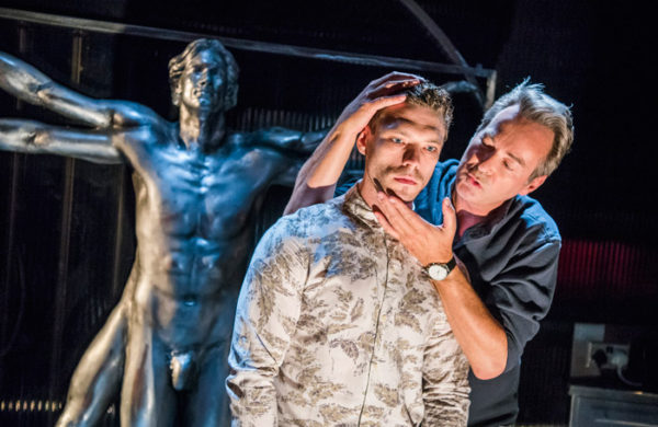 Le Grand Mort at theTrafalgar Studios. Photo: Tristram Kenton