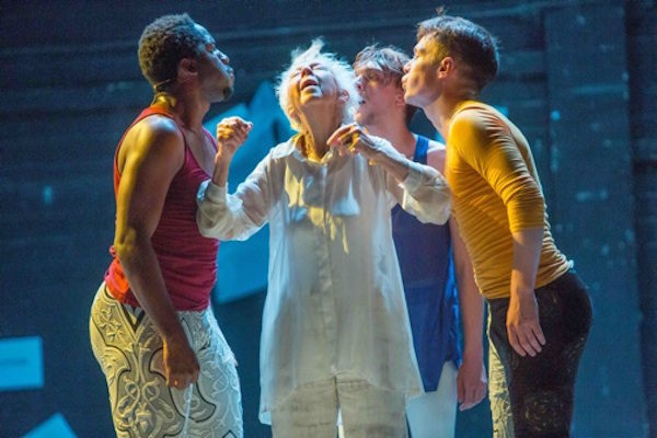 Review: Lear at the Samuel Beckett Theatre