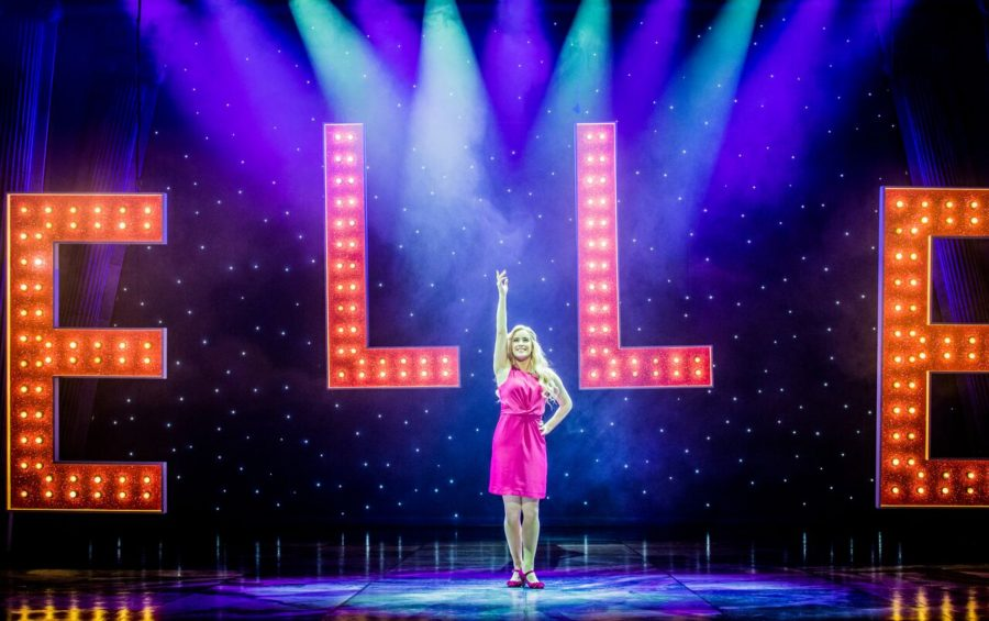 Legally Blonde The Musical, Theatre Royal Brighton. Photo: Robert Workman.