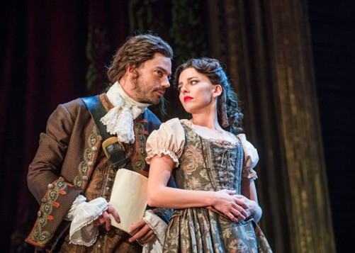Review: The Libertine at Theatre Royal Haymarket