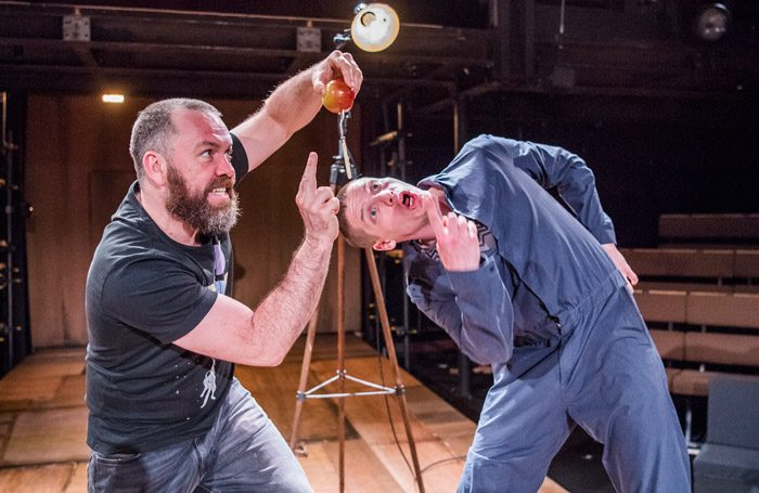 Life of Galileo at the Young Vic.