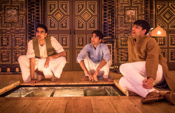 Review: Lions and Tigers at the Sam Wanamaker Playhouse