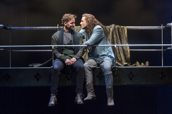 Richard II at the Brooklyn Academy of Music. Photo: Richard Termine.