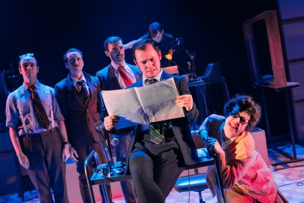 Review: Daphne Oram's Wonderful World of Sound at the Tron Theatre, Glasgow