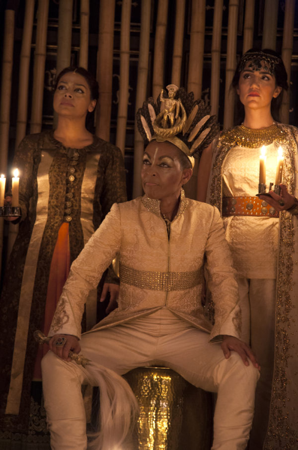 Review: Richard II at Sam Wanamaker Playhouse