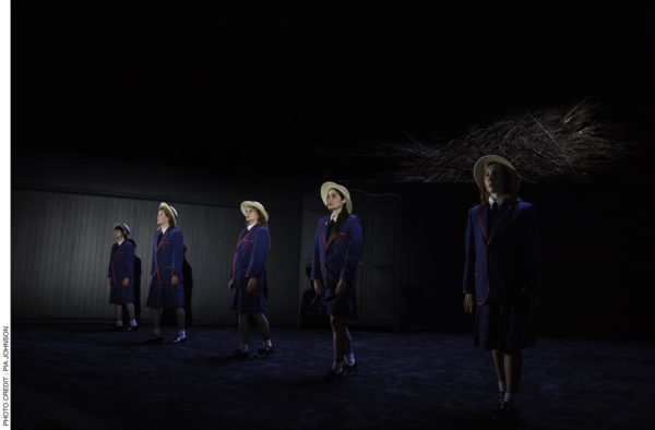Review: Picnic at Hanging Rock at the Lyceum, Edinburgh