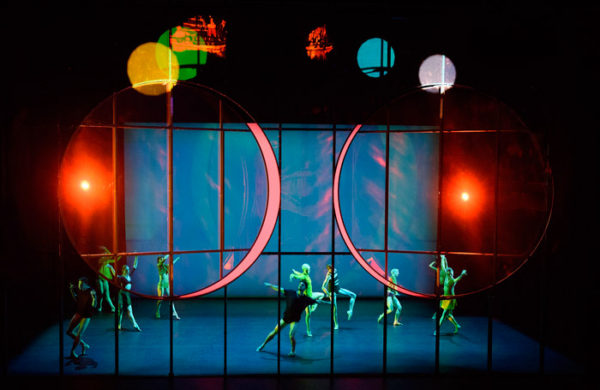 Review: Tree of Codes at Sadler's Wells