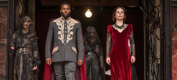 Review: Macbeth at the Globe