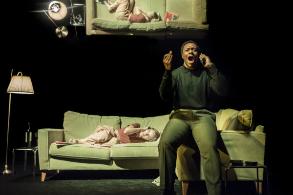 Review: Machinal at Almeida Theatre