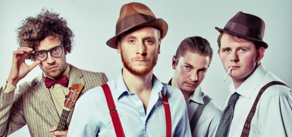 Review: Mafia? at the Boat Shed, Exeter