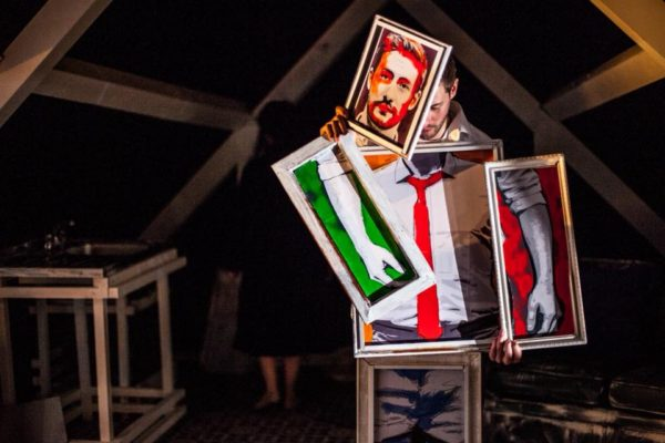 Review: The Man Who Fell To Pieces at The MAC, Belfast