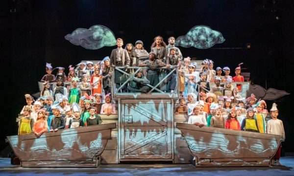 Review: Noye's Fludde at Theatre Royal Stratford East