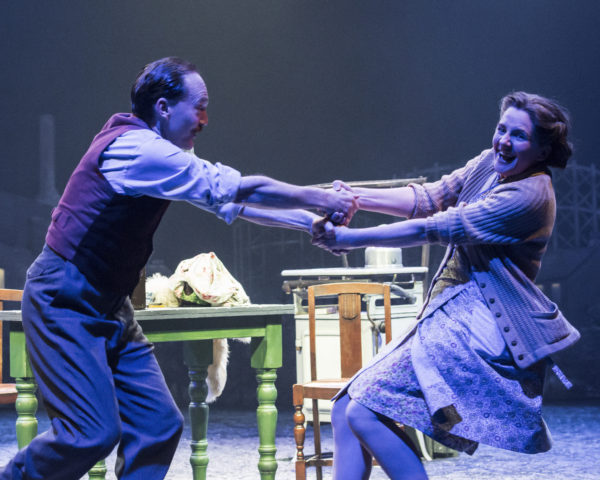 Review: Flowers for Mrs Harris at the Crucible
