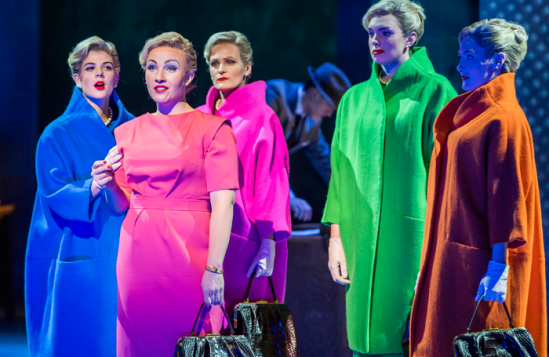 Review: Marnie at the London Coliseum