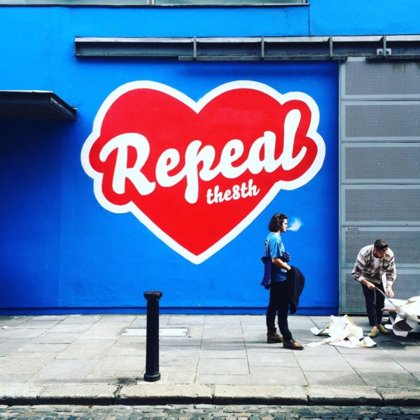 Ireland's Abortion Debate: How Performance and Design are Changing the Conversation