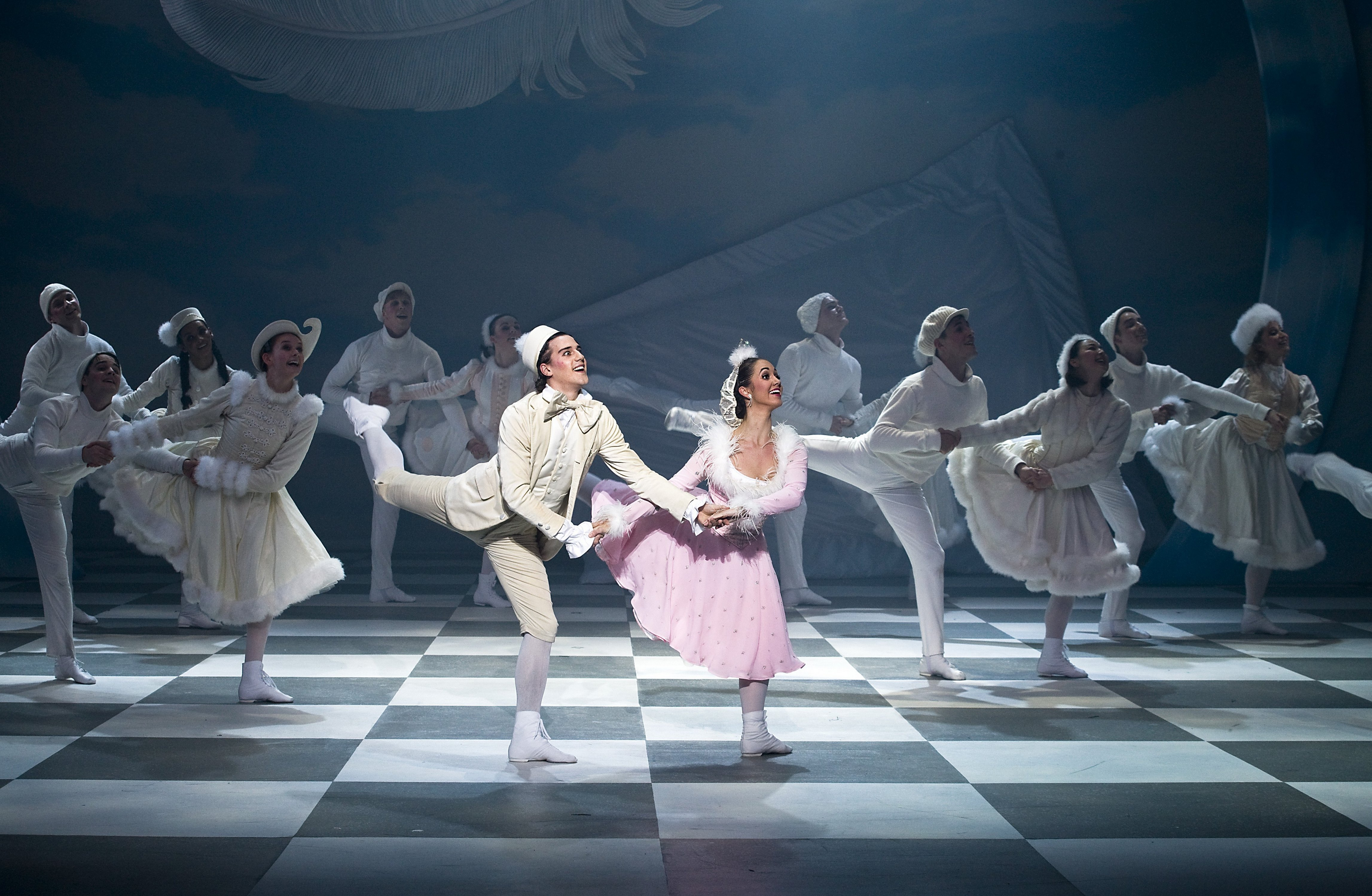 Matthew Bourne's Nutcracker! – New Adventures – review
