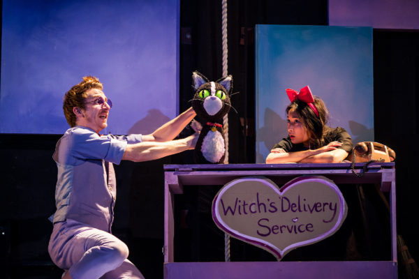 Kiki's Delivery Service at Southwark Playhouse. Photo: Richard Davenport.