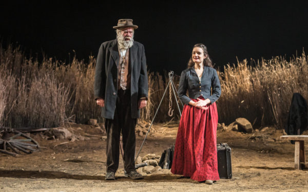 Review: Desire Under The Elms at the Crucible, Sheffield
