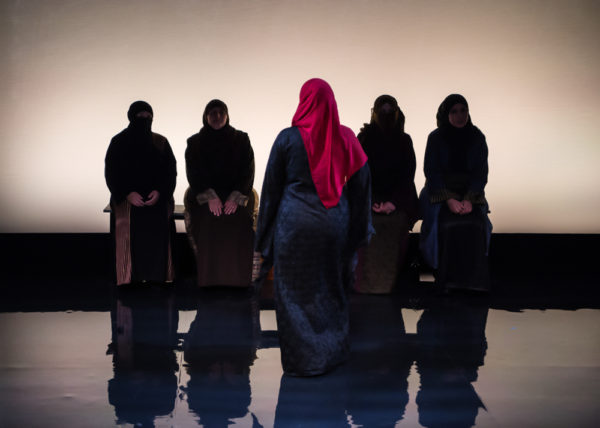 Review: Queens of Syria at the Young Vic
