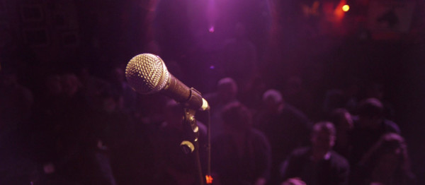 The Artistry of Stand Up Comedy