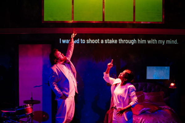Review: Midnight Movie at Royal Court Theatre