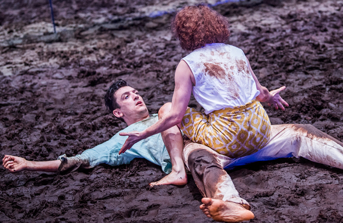 A Midsummer Night's Dream at Young Vic Theatre. Photo: Tristram Kenton.