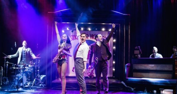 Review: Miss Nightingale at London Hippodrome