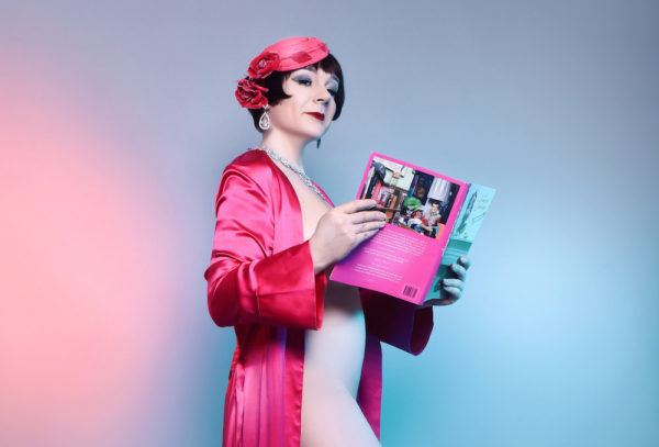 Review: Naked Girls Reading featuring Burlexe at the Brighton Fringe